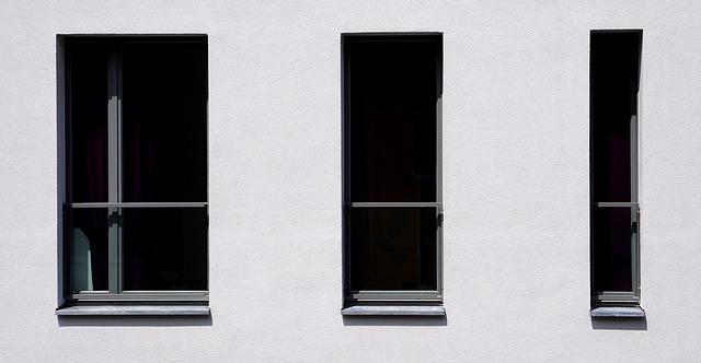 různá okna