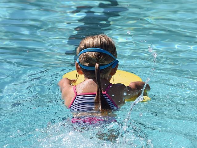učit se plavat