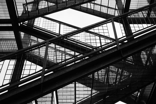 nouzové schody