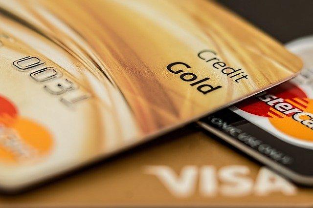zlatá kreditní karta